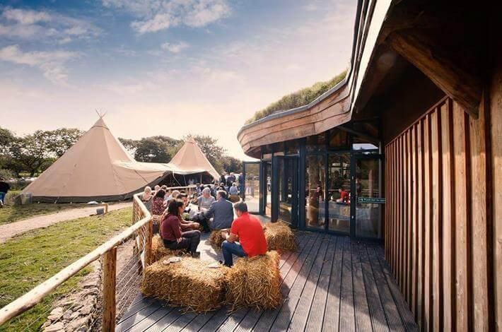 The Down to Earth Project is an award winning not-for-profit social enterprise located near Swansea, Wales.
