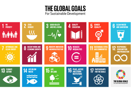 Outdoor Education & the UN Sustainable Development Goals
