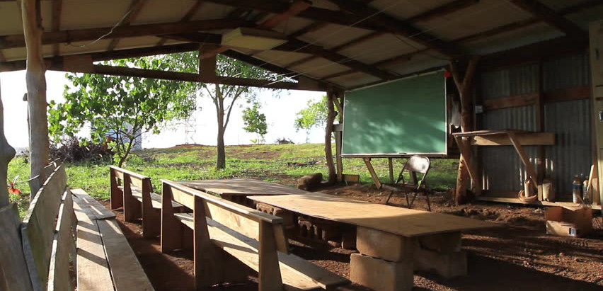 Why Build An Outdoor Classroom?