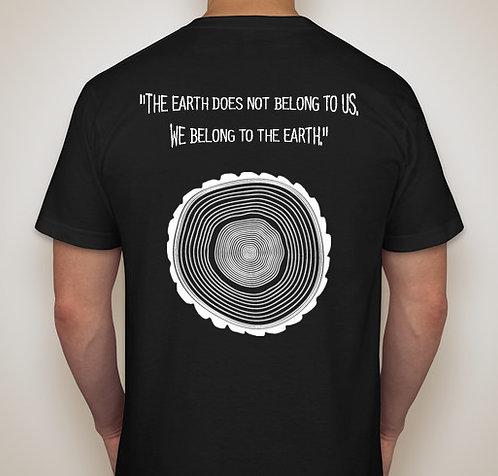 We Belong to the Earth T-Shirt