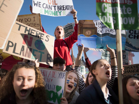 Youth Everywhere Are Protesting for Urgent Action On Climate Change!