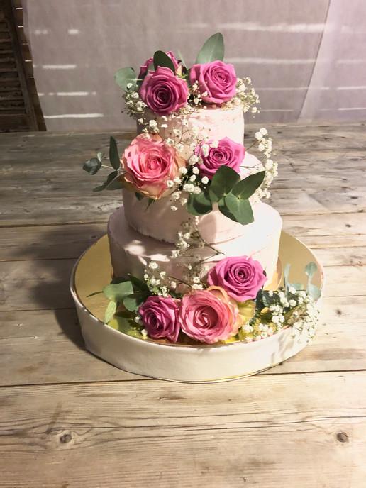 Wedding cake du 31/08/2019, patissier-chocolatier Périé