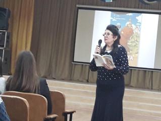 Зустріч з поетесою Л.М.Запорожченко