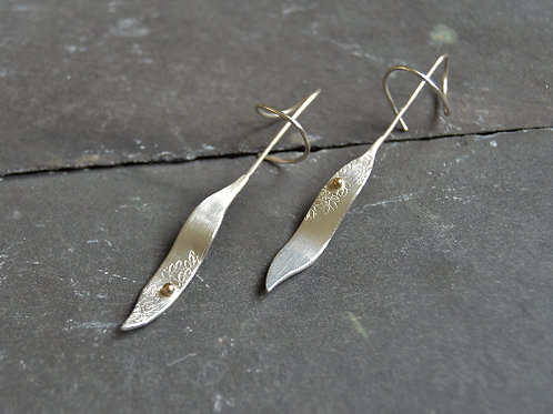 Autumn Twist Earrings