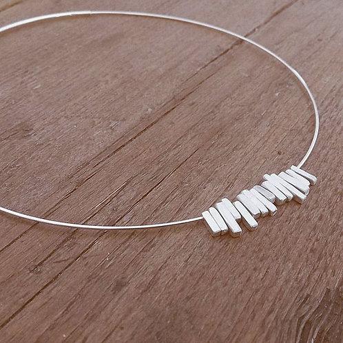 Slatted Necklace