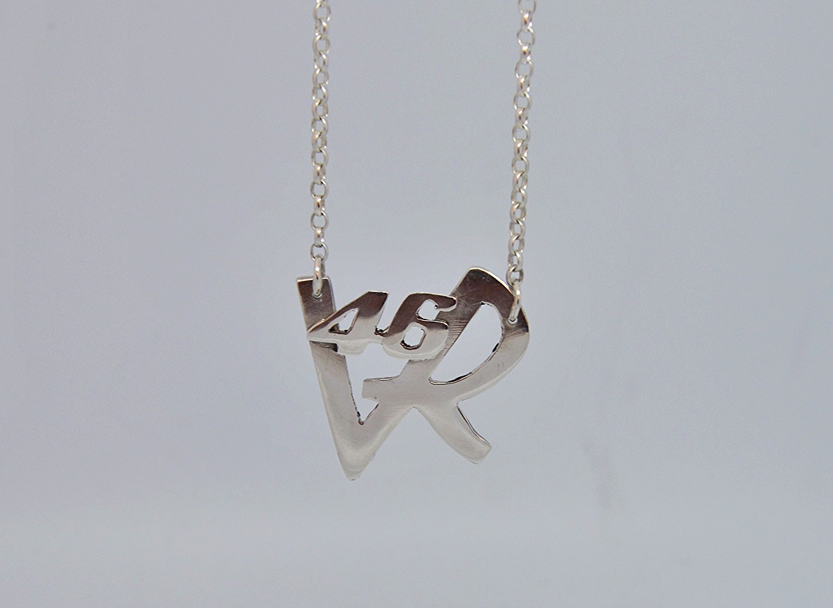VR46 necklace