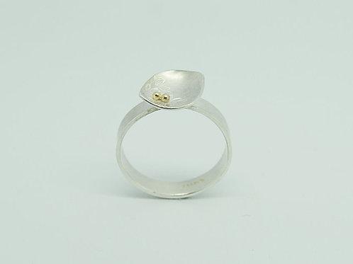 Autumn Leaf Ring