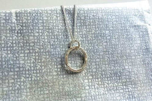 Small Oval Pendant