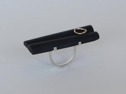 Buffalo Horn Ring