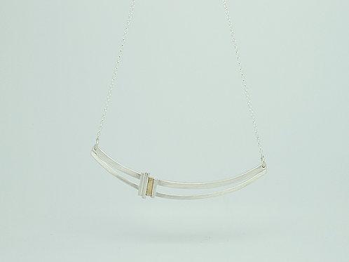 Slat Necklace