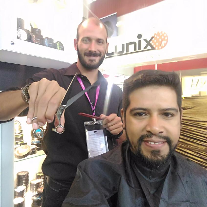 Corte de cabelo - Hair Brasil