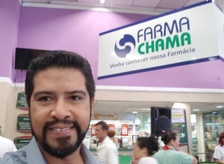 DOUGLAS LOCUTOR NA FARMA CHAMA