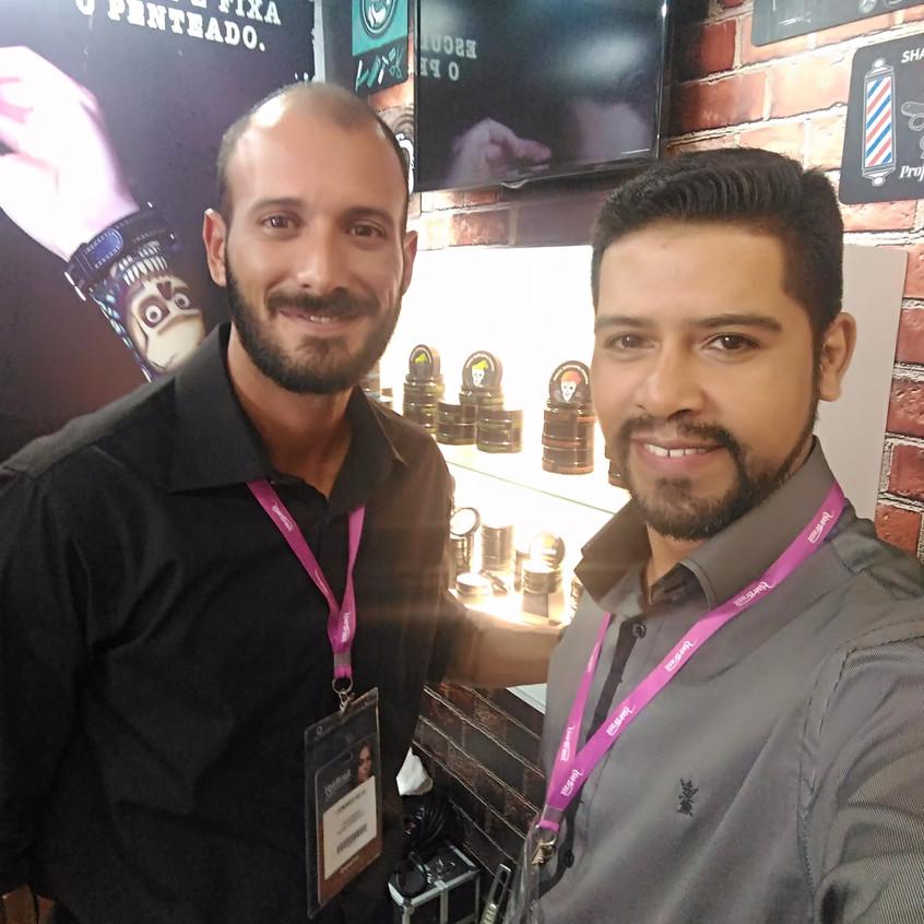 Corte de Cabelo - Hair Brasil 2017