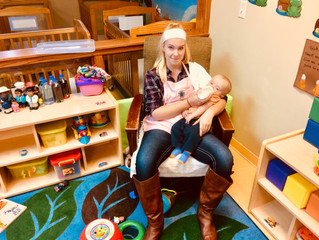 Ms. Kalli @ World Around Us Child Care White Bear Lake