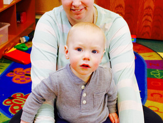 Ms. Amy @ World Around Us Child Care White Bear Lake