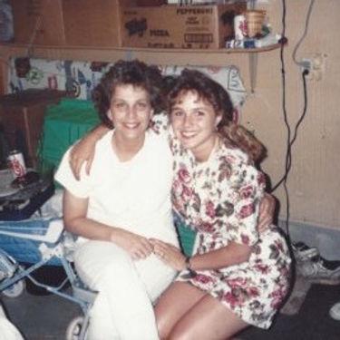 Barbara and Rebecca Garber