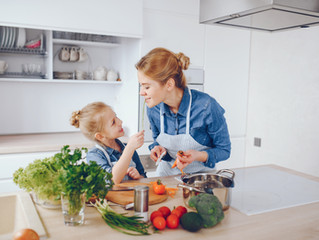 10 Ways To Get My Child To Eat Healthy Food