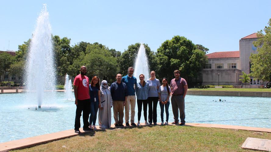 Group Photo, 17 May 2018