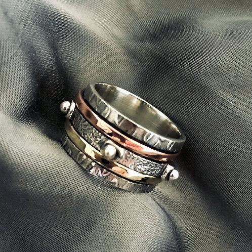Meditation Spinning Ring