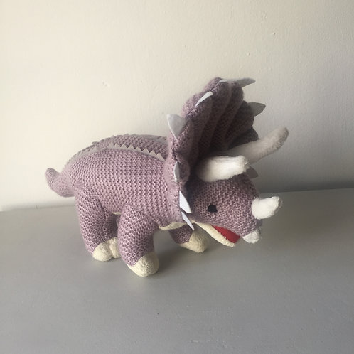 Toby  the Triceratops