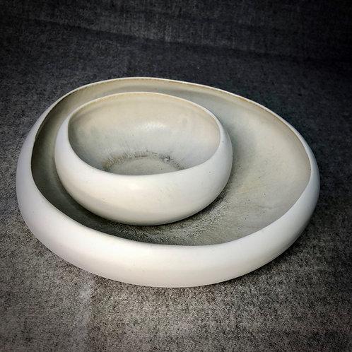 Pebble bowls