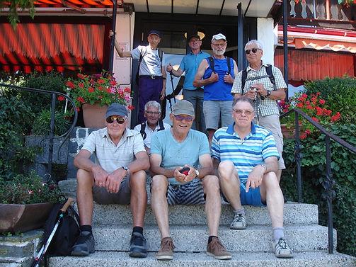OSV Wanderung an der Mosel Juli 2018