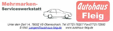 Autohaus Fleig