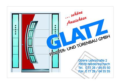 Glatz Fenster- und Türenbau GmbH