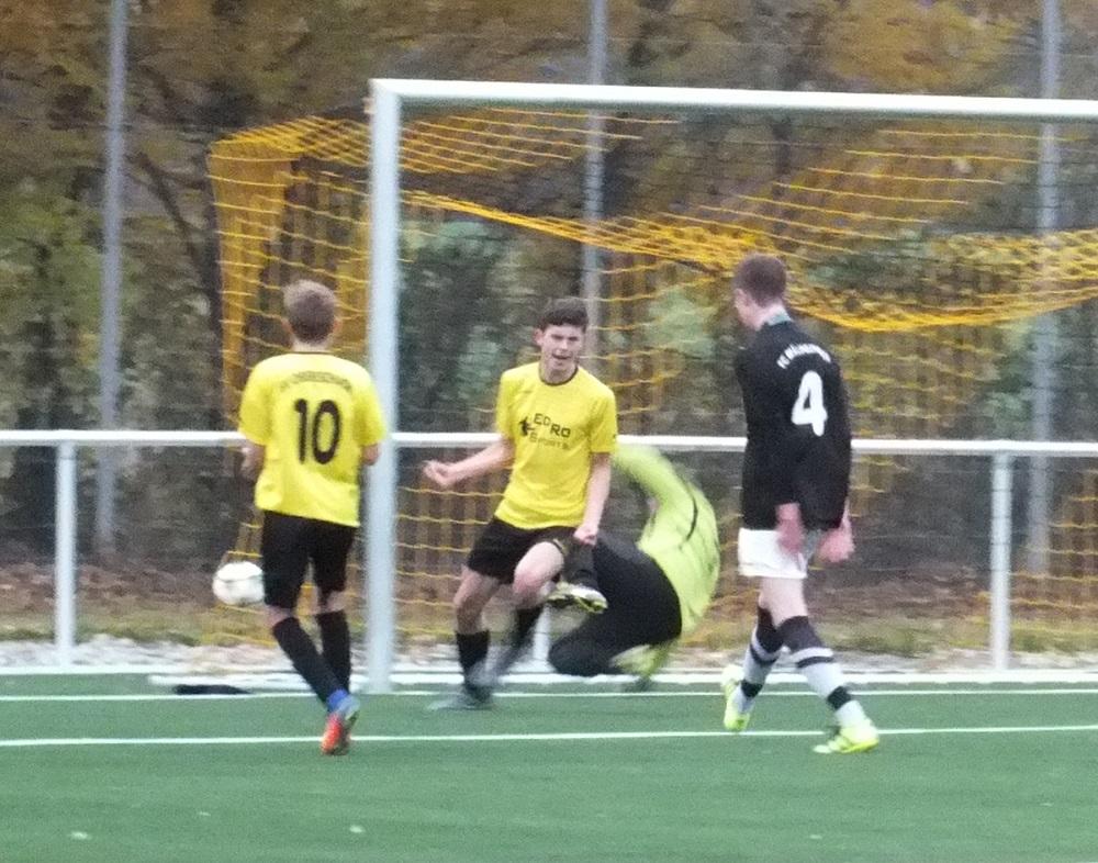 SG Obereschach vs. FC Bräunlingen