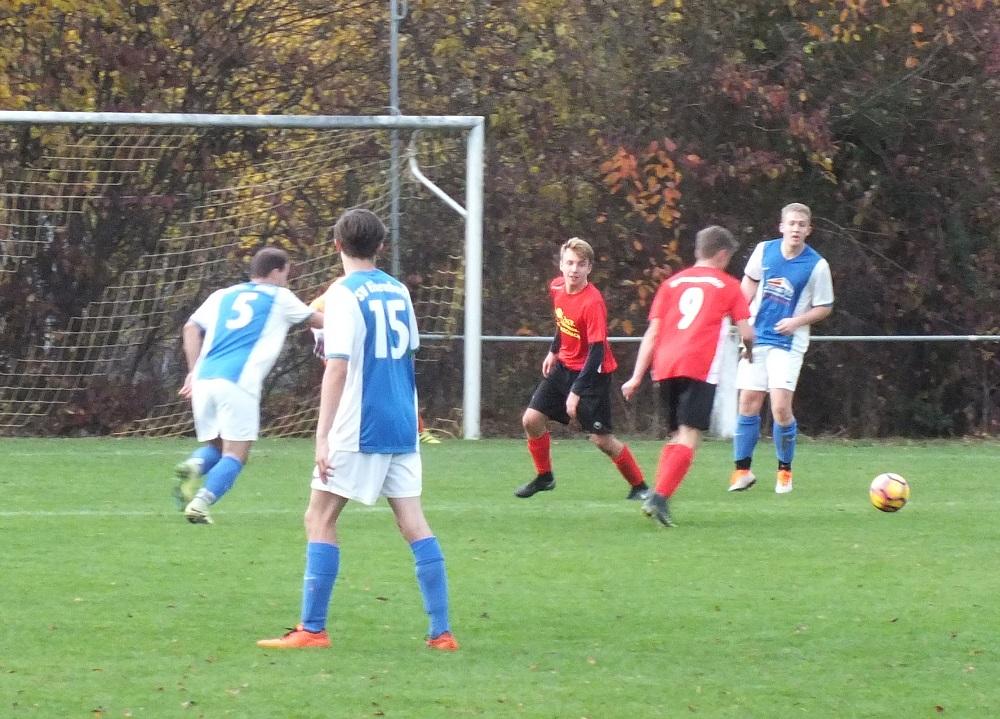 SG Dauchingen vs. SV Eisenbach