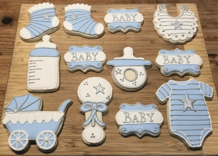 New Arrival Cookies