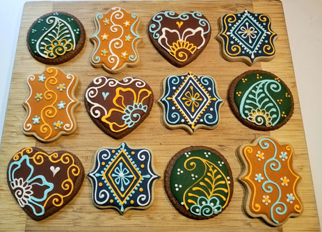 Themed Cookies