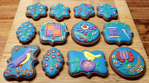 Summer Cookies