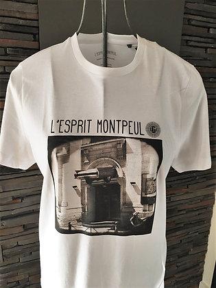 "Tee-shirt ""L'ESPRIT MONTPEUL"" RockStore"