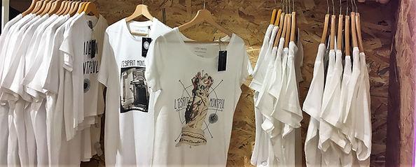 Tee-shirt L'Esprit Montpeul
