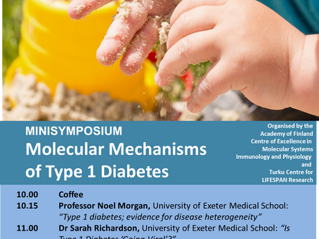 MINISYMPOSIUM Molecular Mechanisms of Type 1 Diabetes