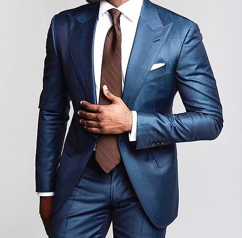 80% Wool Suit I