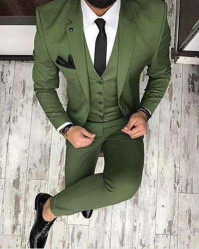 100% Wool Suit