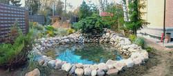 водоем садовый 24м2