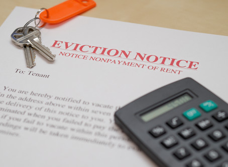 The Easing of The Rental Eviction Ban