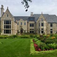English estate + gardens