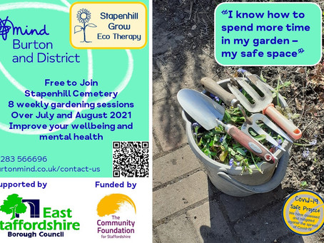 Stapenhill Grow Eco-Therapy
