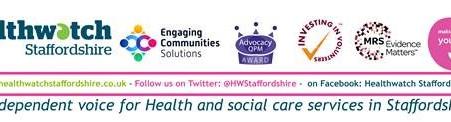 Healthwatch Staffordshire Primary Care Survey