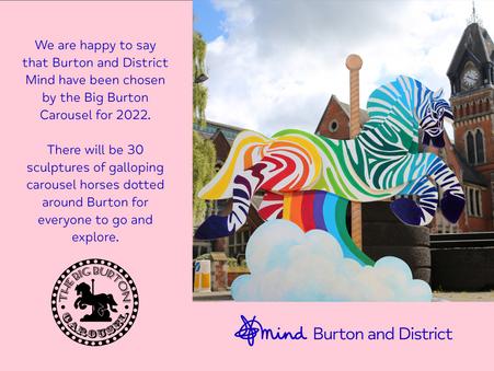 The Big Burton Carousel Sculpture Trail 2022