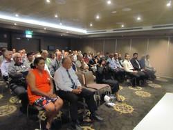 Multicultural public forum