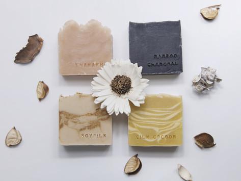 Sabonetes 100% naturais não são o melhor para a sua pele!