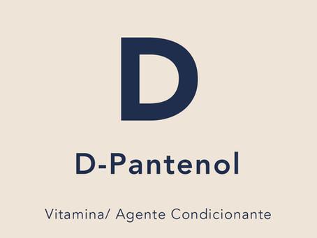 Panthenol (D-Pantenol ou Pró-Vitamina B5) | Poderoso Ativo Multifuncional para Pele e Cabelos