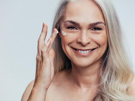 O poder dos antioxidantes no envelhecimento da pele