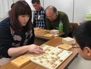 2018/2/11 定例会(伊藤明日香女流初段)