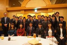 2018/10/25山本博志四段昇段祝賀会